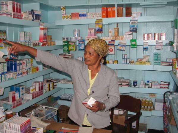 The Community Pharmacy