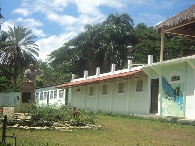 Villa Andrés-Construcción