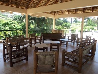 Villa Andrés-Gazebo